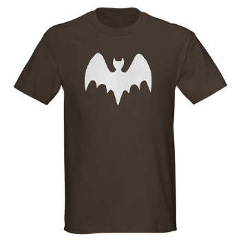 Flying Bat Symbol T-shirt