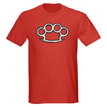 Brass Knuckle Symbol T-shirt