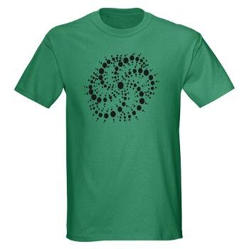 Crop Circle Symbol T-shirt