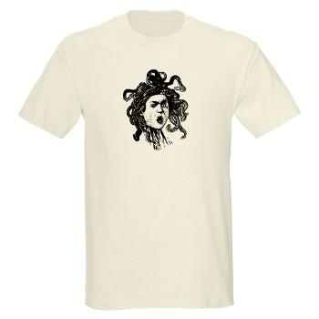 Medusa Gorgon Symbol T-shirt