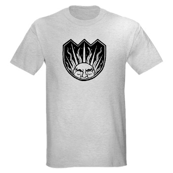Solar Sun Shield Symbol T-shirt