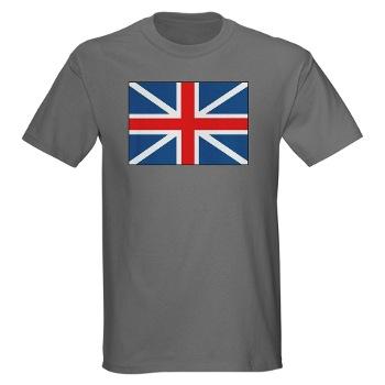 Union Jack Symbol T-shirt