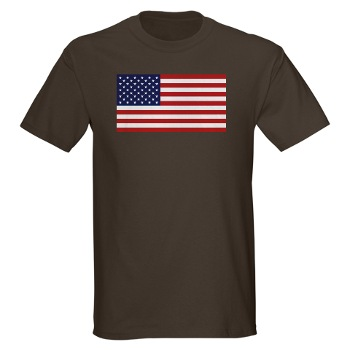 United States Flag Symbol T-shirt