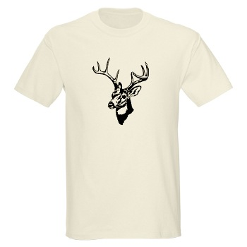 Whitetail Deer Symbol T-Shirt